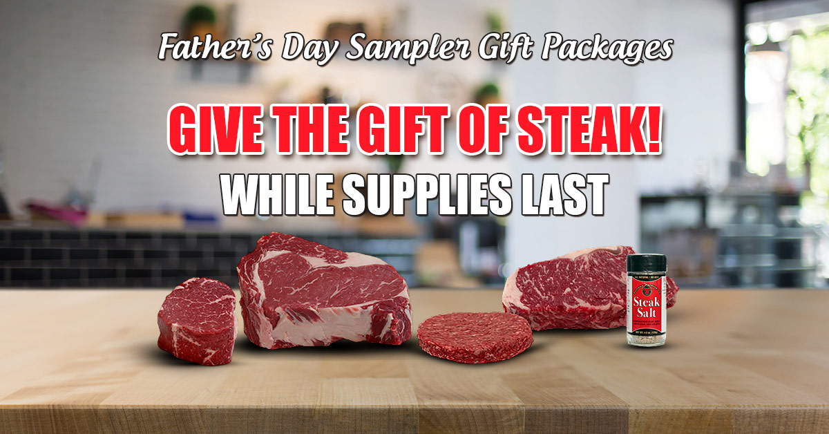 Fairway Packing Father's Day Sampler Gift Packages