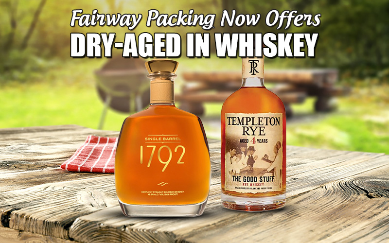 Fairway Packing Dry Aged in Whisky